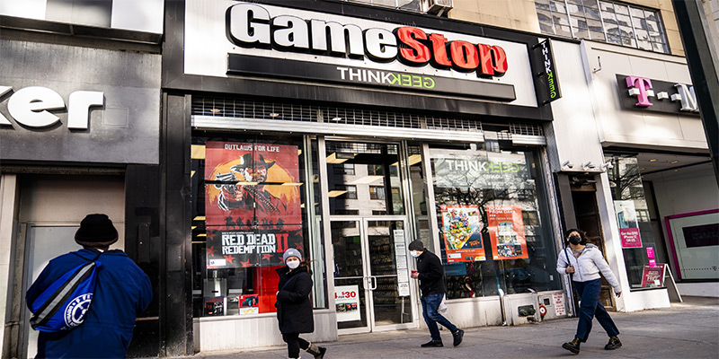 Here's what our analysts say about the GameStop craziness