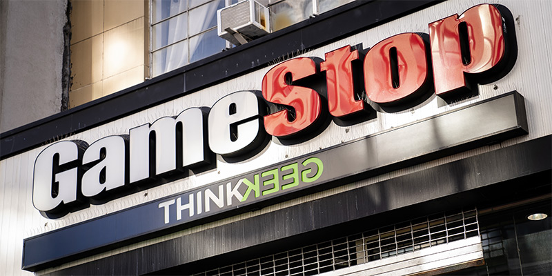 Why the GameStop fiasco is great news for RiskHedge readers
